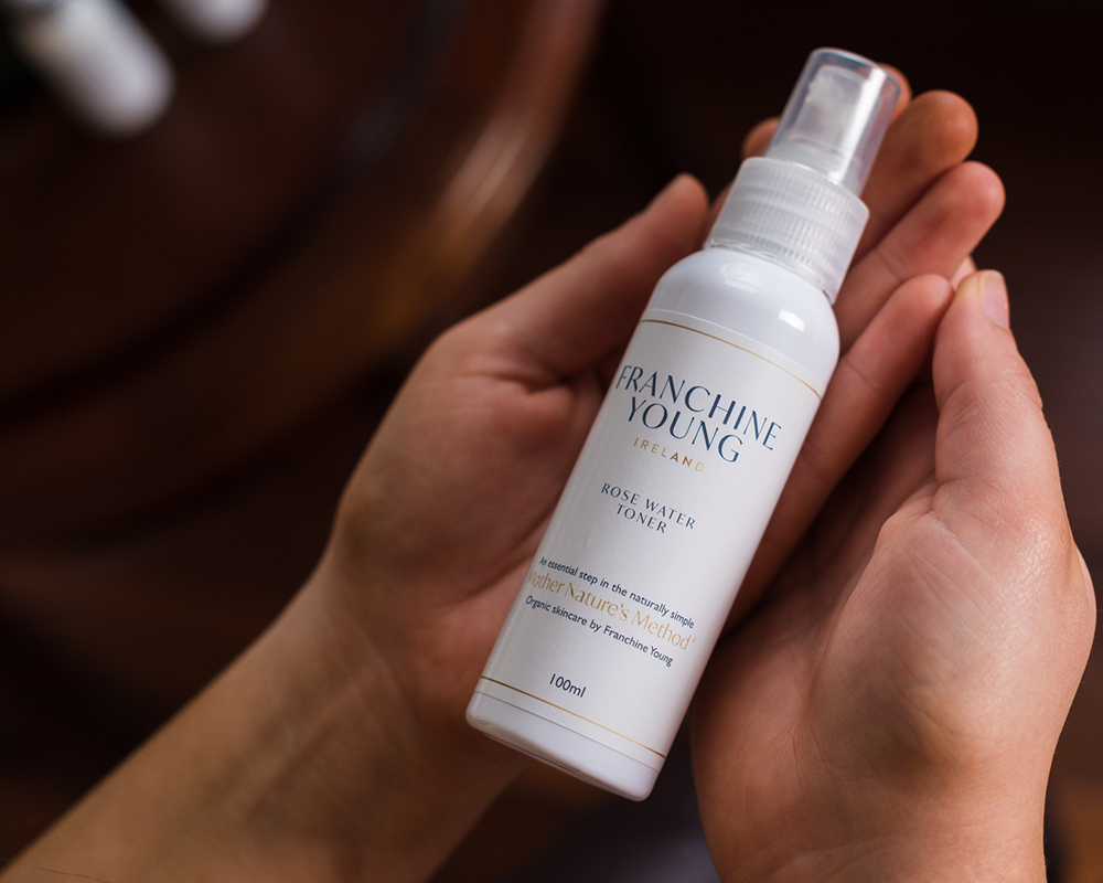 Rosewater Organic Skincare Hand