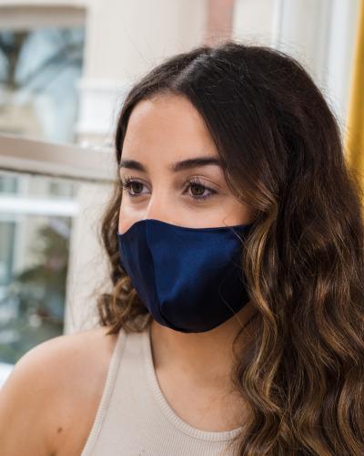 silk masks lifestyle product image